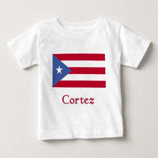Cortez Puerto Rican Flag Shirt