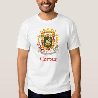 Cortez Puerto Rico Shield Shirt