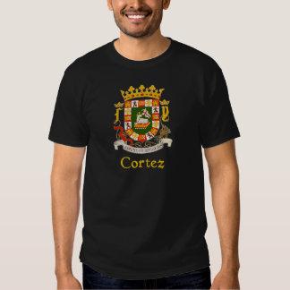 Cortez Shield of Puerto Rico Tees