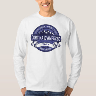 Cortina d'Ampezzo Midnight T-Shirt
