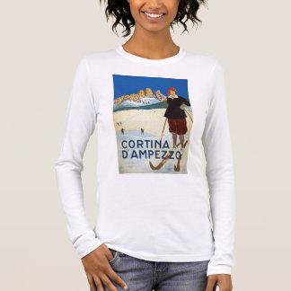 Cortina D'Amprezzo Long Sleeve T-Shirt