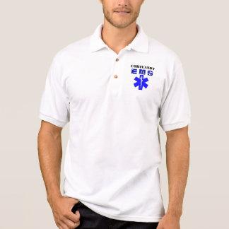 Cortlandt Volunteer Ambulance Corps Polo Shirt