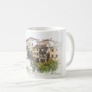 Cortona. Italy. Tuscany Coffee Mug