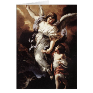 Cortona: The Guardian Angel, Card