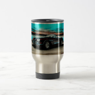 Corvette C1 Mug. Travel Mug