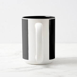 Corvette C1 Mug. Two-Tone Coffee Mug
