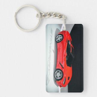 Corvette C7 Key Ring
