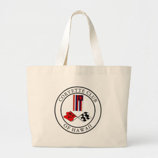 Corvette Club of Hawaii Tote
