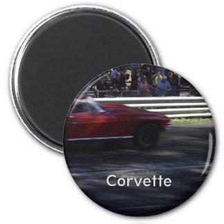 Corvette Magnet