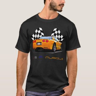 Corvette Muscle T-Shirt