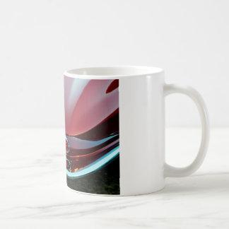 Corvette sting ray tail lights coffee mug