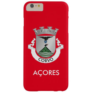 Corvo Azores I-Phone Cover Barely There iPhone 6 Plus Case