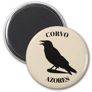 Corvo Island Magnet