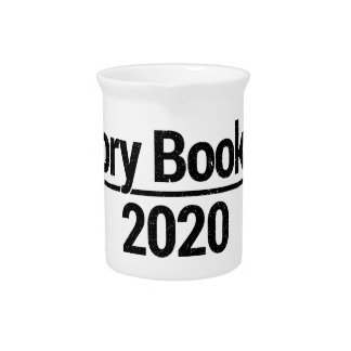 Cory Booker 2020 Pitcher