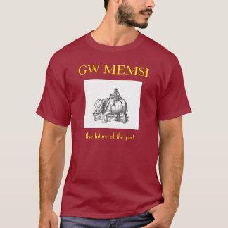 Coryate, GW MEMSI, the future of the past T-Shirt
