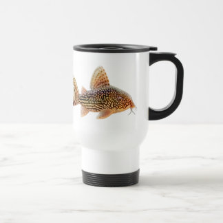 Corydoras Sterbai Catfish Travel Mug