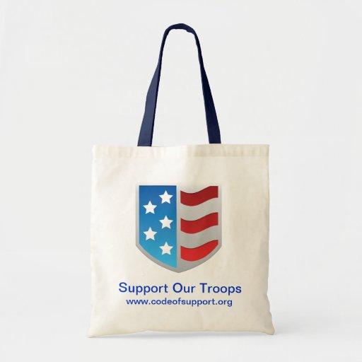 COS logo reusable tote Bag