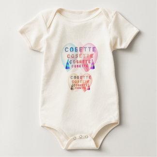 COSETTE , the little one Baby Bodysuit