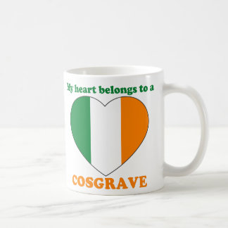 Cosgrave Coffee Mug