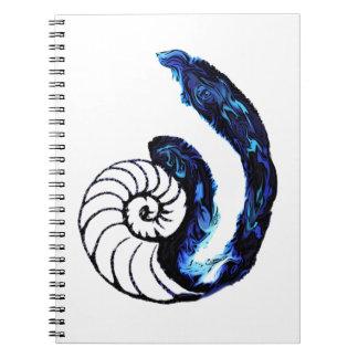 Cosima Tattoo Orphan Black Customizable Background Notebooks