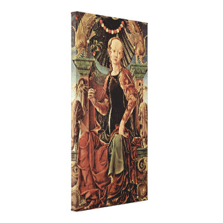 Cosimo Tura - Spring Gallery Wrap Canvas