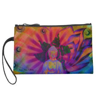 Cosmetic Bag Lotus Buddha Cosmic Sun 2
