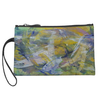 Cosmetic Bag - Modern Art