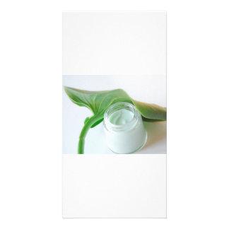 Cosmetic Custom Photo Card