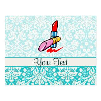 Cosmetics; Cute Postcard