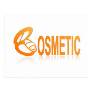 Cosmetics Postcard
