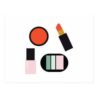 Cosmetics Post Card
