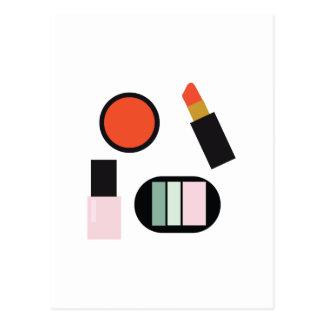 Cosmetics Postcards