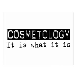 Cosmetology It Is Postcard