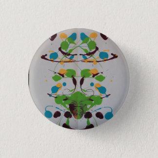 Cosmic1 3 Cm Round Badge