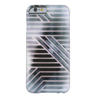 Cosmic Alien Ghost Metal Barely There iPhone 6 Case