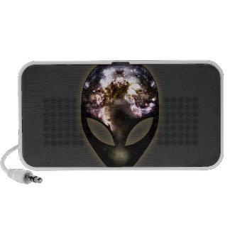 Cosmic Alien Portable Speaker