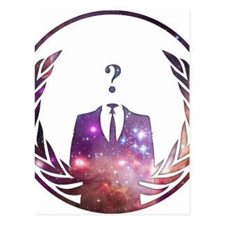 Cosmic Anon Postcard