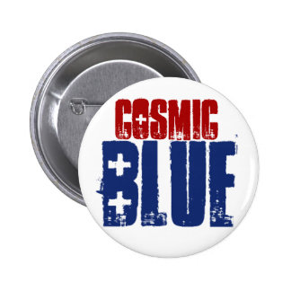 Cosmic Blue Band Button