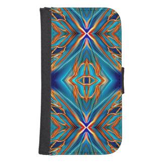 Cosmic Branches Super Nova Samsung S4 Wallet Case