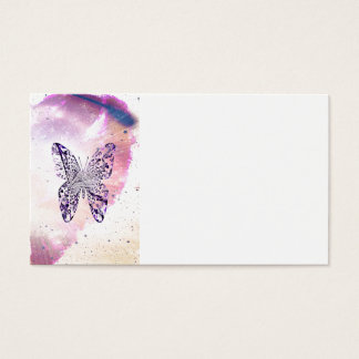 Cosmic Butterfly Business Card