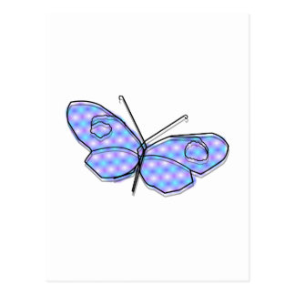 Cosmic Butterfly Postcards