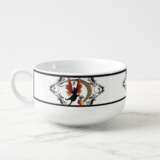 Cosmic Cat Acorn Soup Mug