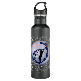 Cosmic Cat Dandelion 710 Ml Water Bottle