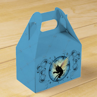 Cosmic Cat Moon and Stars Favour Box