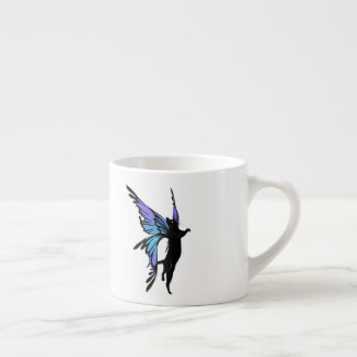 Cosmic Cat Star Espresso Cup