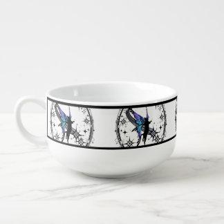 Cosmic Cat Star Soup Mug