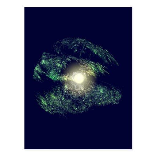 cosmic cloud cosmic cloud postcard