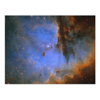 Cosmic Cloud NGC 281 Postcard