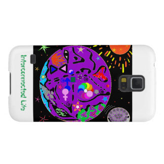 Cosmic Connection, Samsung Galaxy S5, Barely There Galaxy S5 Cover