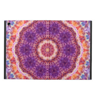 Cosmic Convergence Mandala Case For iPad Air